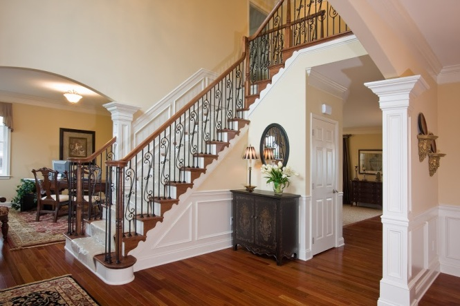 Stunning Foyer